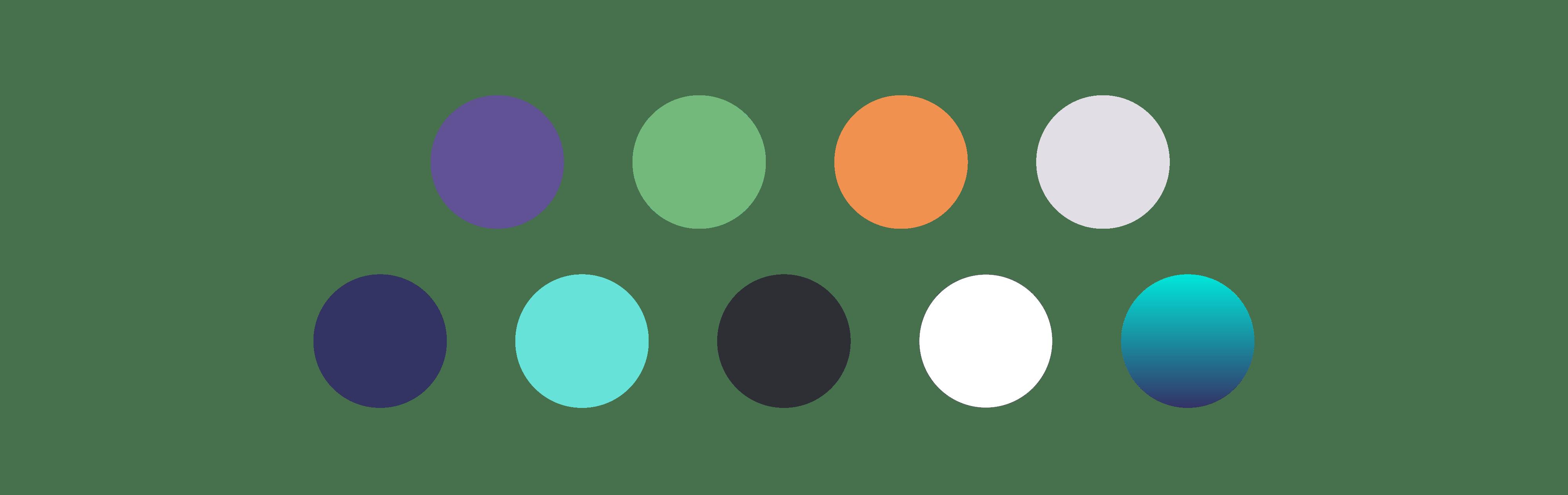 Summit color palette