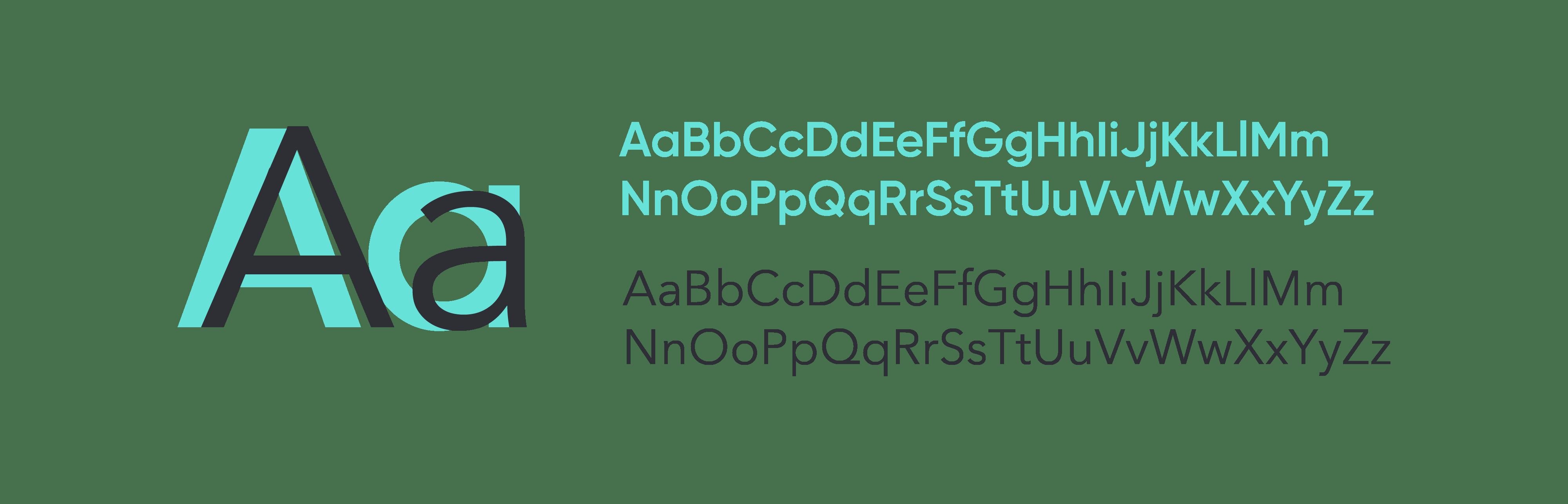 Summit Typeface